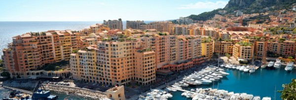 Flyg Till Monaco